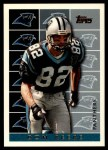 1995 Topps #448  Don Beebe  Front Thumbnail