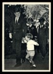 1964 Topps JFK #14   JFK & Son Front Thumbnail