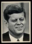 1964 Topps JFK #36   Washington Press Conference Front Thumbnail