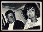 1964 Topps JFK #68   JFK & Jackie Dinner In Paris Front Thumbnail