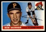 1955 Topps #88  Bob Skinner  Front Thumbnail