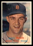 1957 Topps #60  Billy Hoeft  Front Thumbnail