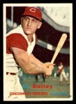 1957 Topps #128  Ed Bailey  Front Thumbnail