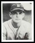 1939 Play Ball Reprint #104  Tom Bridges  Front Thumbnail