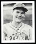 1939 Play Ball Reprint #149  Max West  Front Thumbnail