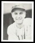1939 Play Ball Reprint #35  Bill Jurges  Front Thumbnail