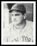 1939 Play Ball Reprint #124  Walter Brown  Front Thumbnail