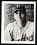 1939 Play Ball Reprint #154  Johnny Hudson  Front Thumbnail