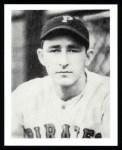 1939 Play Ball Reprint #128  Joe Bowman  Front Thumbnail