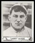 1940 Play Ball Reprint #173  Nap Lajoie  Front Thumbnail