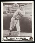 1940 Play Ball Reprint #75  Buck McCormack  Front Thumbnail