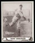 1940 Play Ball Reprint #74  Paul Derringer  Front Thumbnail