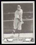 1940 Play Ball Reprint #191  John Babich  Front Thumbnail