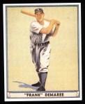 1941 Play Ball Reprint #58  Frank Demaree  Front Thumbnail