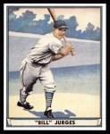 1941 Play Ball Reprint #59  Billy Jurges  Front Thumbnail
