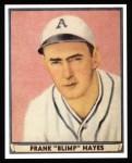 1941 Play Ball Reprint #41  Frank Hayes  Front Thumbnail