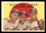 1959 Topps #262   -  Clem Labine / Johnny Podres / Don Drysdale Hitters' Foes Front Thumbnail