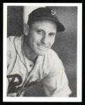 1939 Play Ball Reprint #82  Chuck Klein  Front Thumbnail