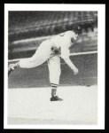 1939 Play Ball Reprint #40  James Bagby Jr.  Front Thumbnail