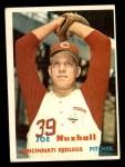 1957 Topps #103  Joe Nuxhall  Front Thumbnail