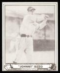 1940 Play Ball Reprint #108  Johnny Rizzo  Front Thumbnail