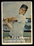 1957 Topps #356  Faye Throneberry  Front Thumbnail