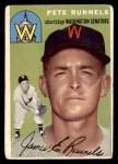 1954 Topps #6  Pete Runnels  Front Thumbnail