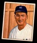 1950 Bowman #216  Bob Porterfield  Front Thumbnail