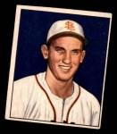 1950 Bowman #251 CPR Les Moss  Front Thumbnail