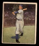 1950 Bowman #10  Tommy Henrich  Front Thumbnail