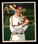 1950 Bowman #180  Harry Walker  Front Thumbnail