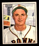 1950 Bowman #189  Owen Friend  Front Thumbnail