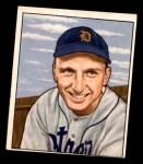 1950 Bowman #242 CPR Dick Kryhoski  Front Thumbnail