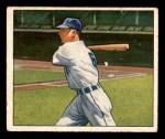 1950 Bowman #135  Pat Mullin  Front Thumbnail