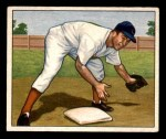 1950 Bowman #116  Red Stallcup  Front Thumbnail