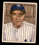 1950 Bowman #217 CPR Casey Stengel  Front Thumbnail