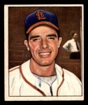 1950 Bowman #208 CPR Jim Hearn  Front Thumbnail