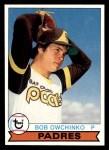 1979 Topps #488  Bob Owchinko  Front Thumbnail