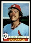 1979 Topps #532  Buddy Schultz  Front Thumbnail