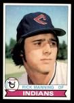 1979 Topps #425  Rick Manning  Front Thumbnail