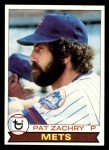 1979 Topps #621  Pat Zachry  Front Thumbnail