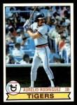 1979 Topps #176  Aurelio Rodriguez  Front Thumbnail