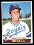 1979 Topps #19  Larry Gura  Front Thumbnail