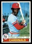 1979 Topps #143  Tony Scott  Front Thumbnail