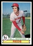 1979 Topps #354  Bill Bonham  Front Thumbnail