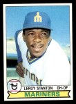 1979 Topps #533  Leroy Stanton  Front Thumbnail