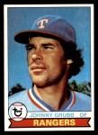 1979 Topps #198  Johnny Grubb  Front Thumbnail
