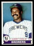 1979 Topps #180  Larry Hisle  Front Thumbnail