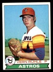 1979 Topps #49  Vern Ruhle  Front Thumbnail