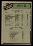 1979 Topps #416   -  Jack Chesbro / Cy Young All-Time Record Holders - Wins Back Thumbnail